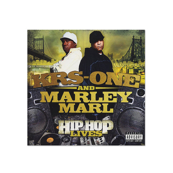 KRS-ONE & Marley Marl - Krs-One (LP)