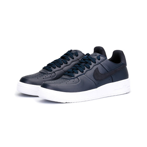Nike - AF1 Ultraforce LTHR (Dark Obsidian/White/Dark Obsidian)