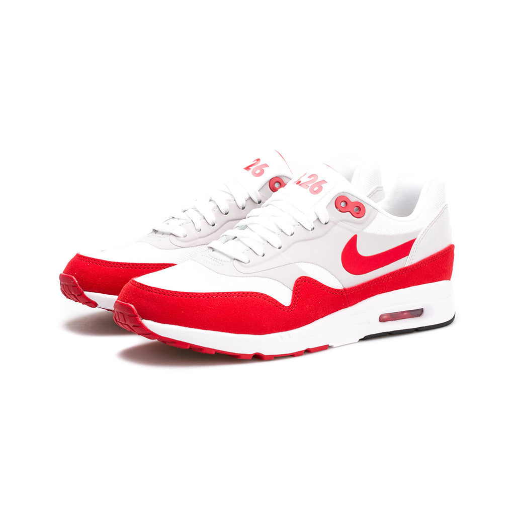 Nike - W Nike Air Max 1 Ultra 2.0 LE (White University Red) – amongst few 550aa0b8c86d