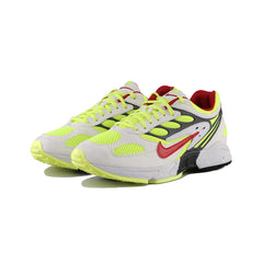 Nike - Air Ghost Racer (White/Atom Red-Neon Yellow)