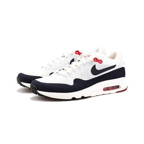 best service 1b034 b1dcf Sold Out Nike - Air Max 1 Ultra 2.0 Flyknit (Sail Obsidian-Wolf Grey)