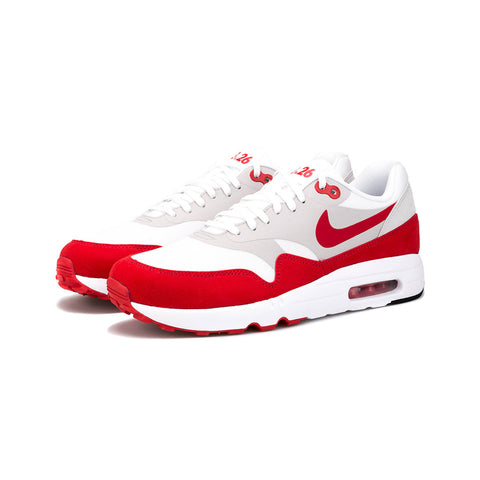 Nike - Nike Air Max 1 Ultra 2.0 LE (White/University Red)