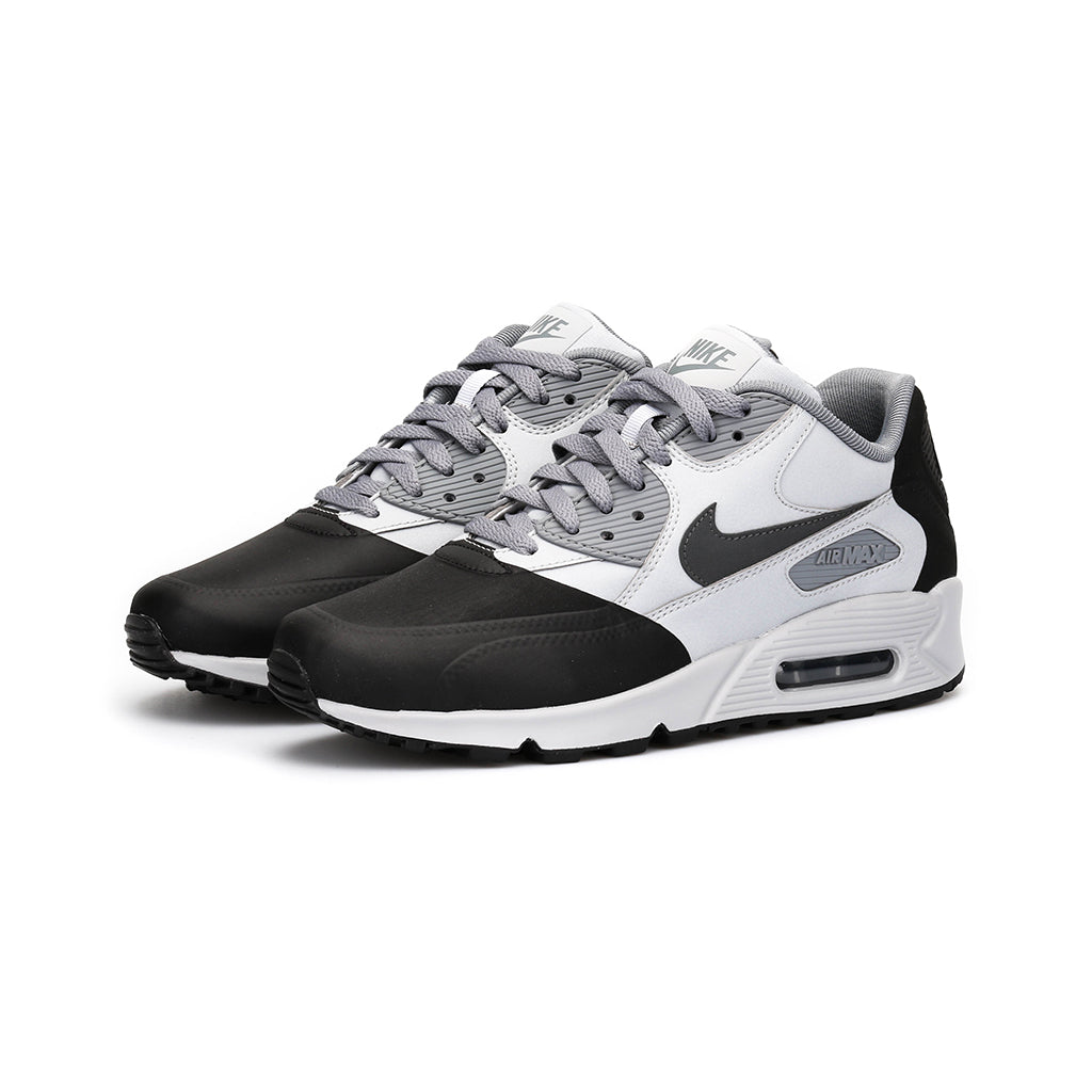 Nike - Air Max 90 Premium SE (Wolf Grey Cool Grey Black Anthracite) –  amongst few 1e55a0b95bb6