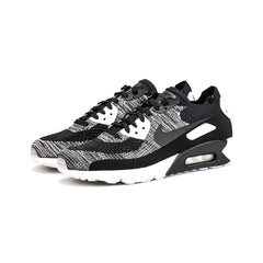 Nike - Air Max 90 Ultra 2.0 Flyknit (Black/Black-White)