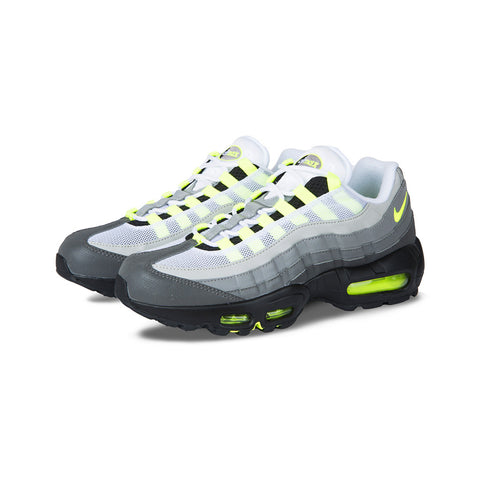 Nike - Air Max 95 OG Premium (Black/Volt-Medium Ash)