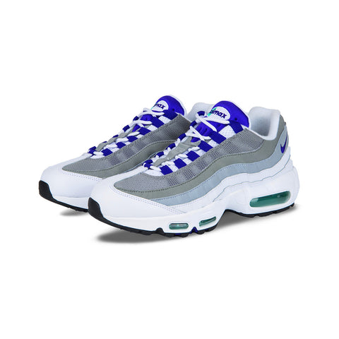 Nike - Air Max 95 OG (White/Purple-Emerald)