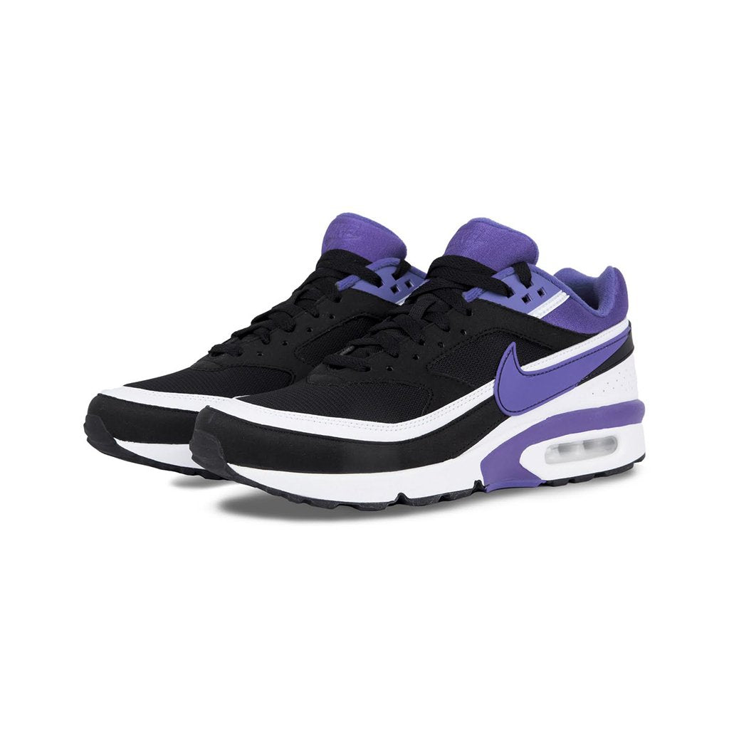 premium selection 21dc6 f549c Nike - Air Max BW OG (Black Persian Violet-White) – amongst few