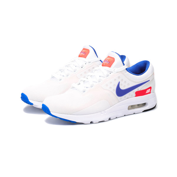low priced 7bc2c 1af7b Nike - Air Max Zero QS (White Solar Red Black Ultramarine) – amongst few