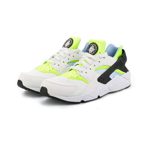 Nike - Air Huarache (Off White/Barely Volt)
