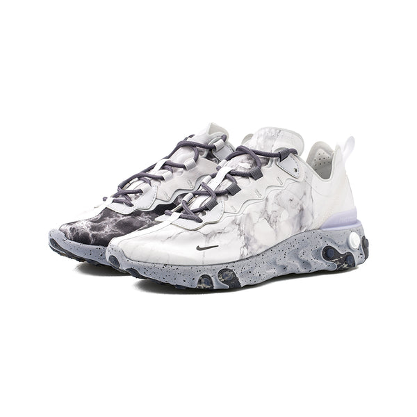 Nike React Element 55 Kl Pure Platinum Clear Wolf