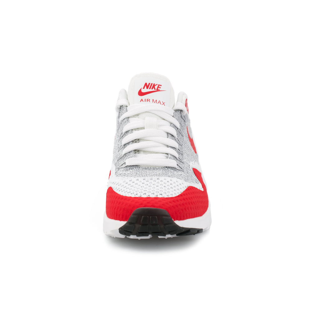 buy popular 4f7a1 cda45 Nike - Air Max 1 Ultra Flyknit (White/University-Red/Pure-Platinum)