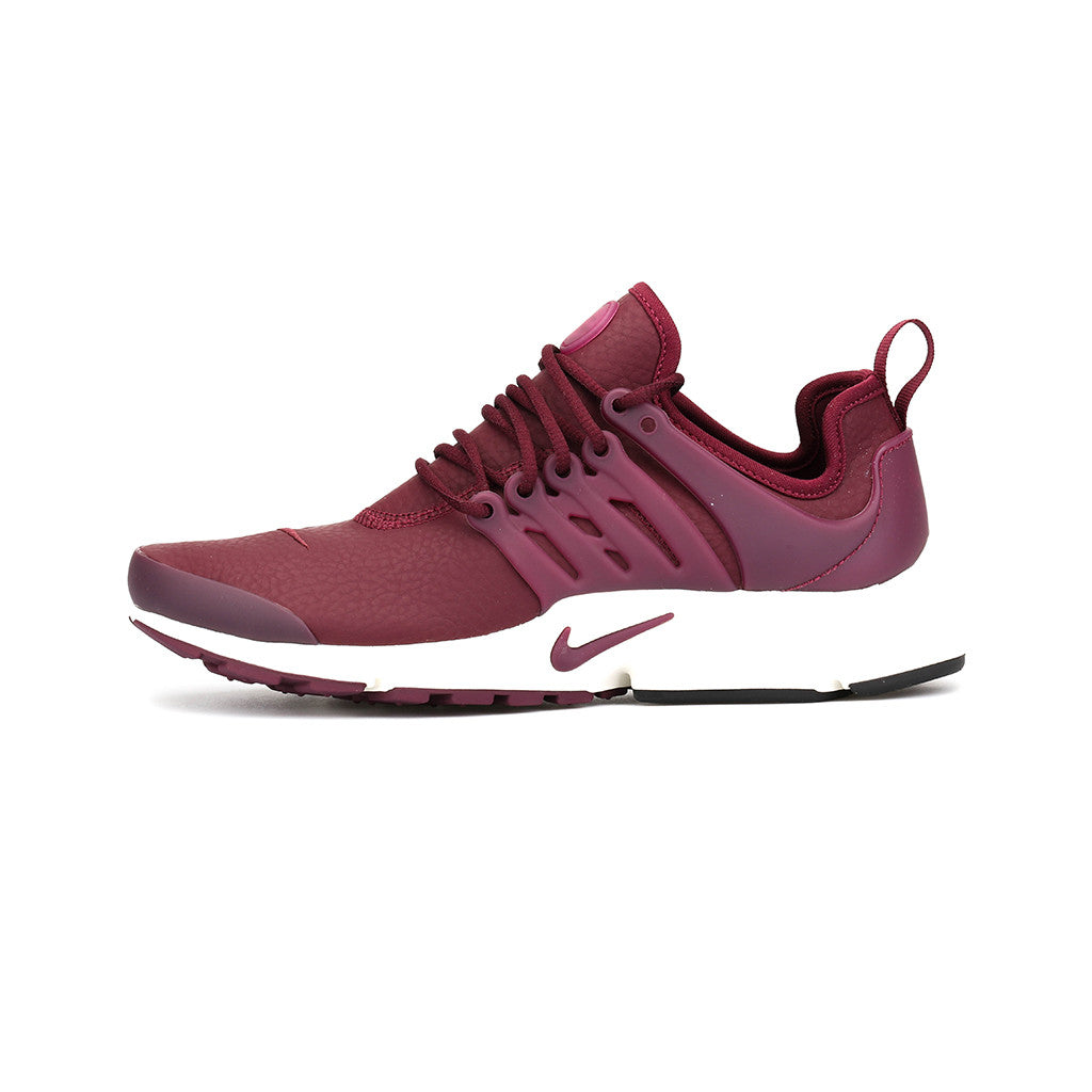 Nike - W Air Presto PRM (Night Maroon Sail Night Maroon) – amongst few a5febac8a