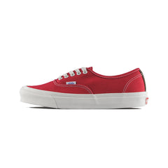 Vans - OG Authentic LX Canvas/Suede (Chili Pepper/Teak)