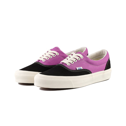 Vans - OG Era LX Canvas (Black/Mulberry)