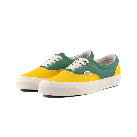 Vans - OG Era LX Canvas (Old Gold/Fir)
