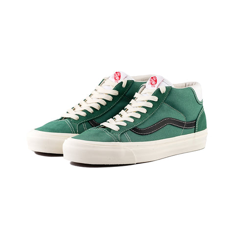 Vans - OG Mid Skool 37 L Suede/Canvas (Fir)