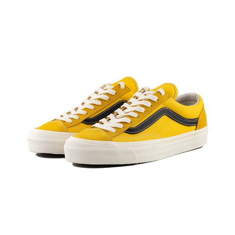 Vans - OG Style 36 LX Suede/Canvas (Old Gold/Black)