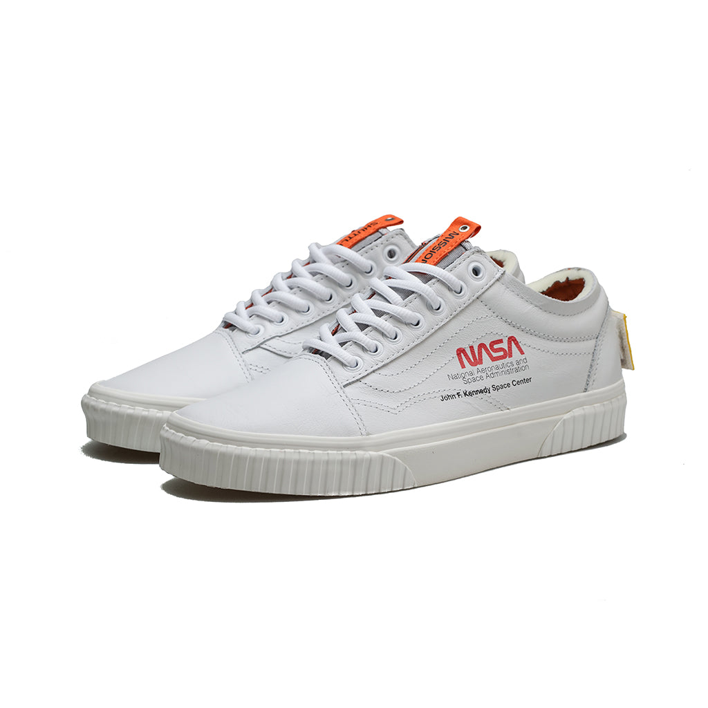 Vans Old Skool Space Voyager (True White)