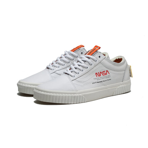 Vans - Old Skool Space Voyager (True White)