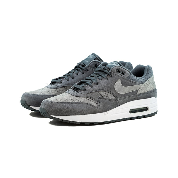 new concept af0fa e2584 Nike - Air Max 1 Premium (Cool Grey Wolf Grey-White) – amongst few