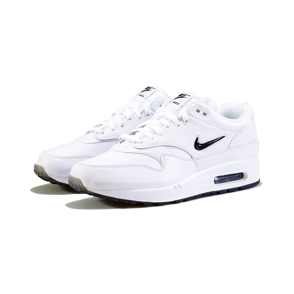 pretty nice bc17f 39af2 Nike - Air Max 1 Premium SC  Jewel  (White Black) – amongst few