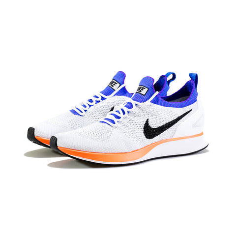 bab47f4e0a7a Sale Nike - Air Zoom Mariah Flyknit Racer (White Pure Platinum Hyper Grape