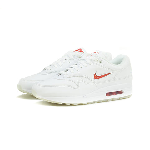 Nike - Air Max 1 Premium SC 'Jewel' (White/University Red)