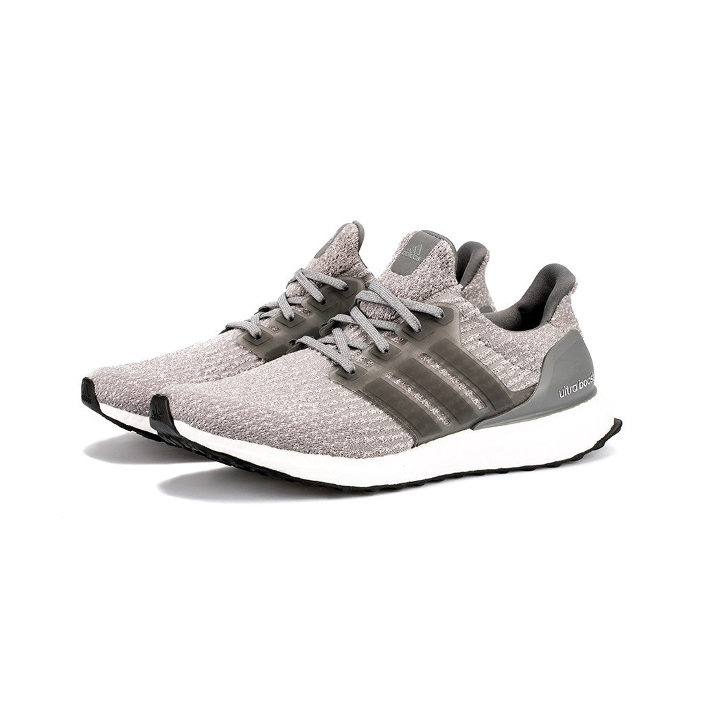 1f259b9eb8479 adidas - W Ultra BOOST 3.0 (Grey Four Grey Four-Grey Three) – amongst few