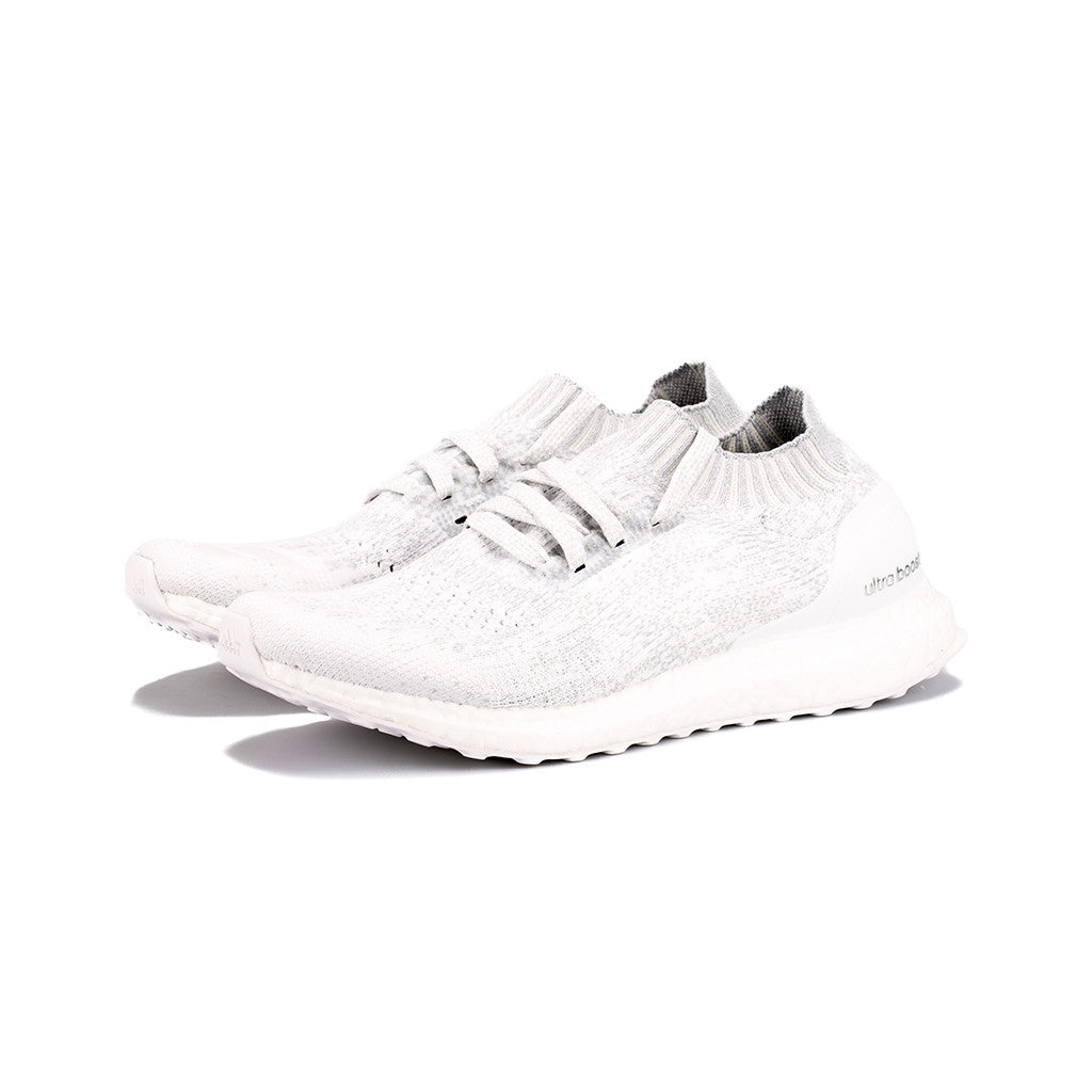 best service 6bec9 81098 adidas - UltraBOOST Uncaged (White/White/Crystal White)
