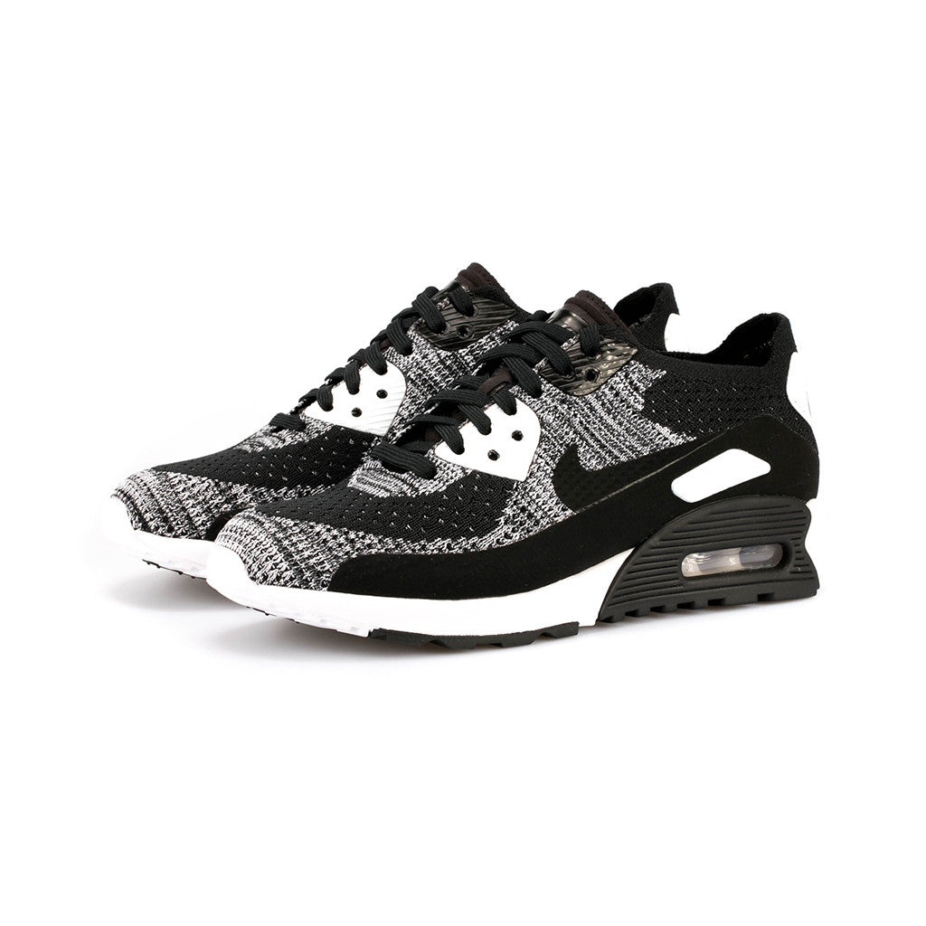 buy popular 86305 c2452 Nike - W Air Max 90 Ultra 2.0 Flyknit (Black/Black-White-Anthracite)