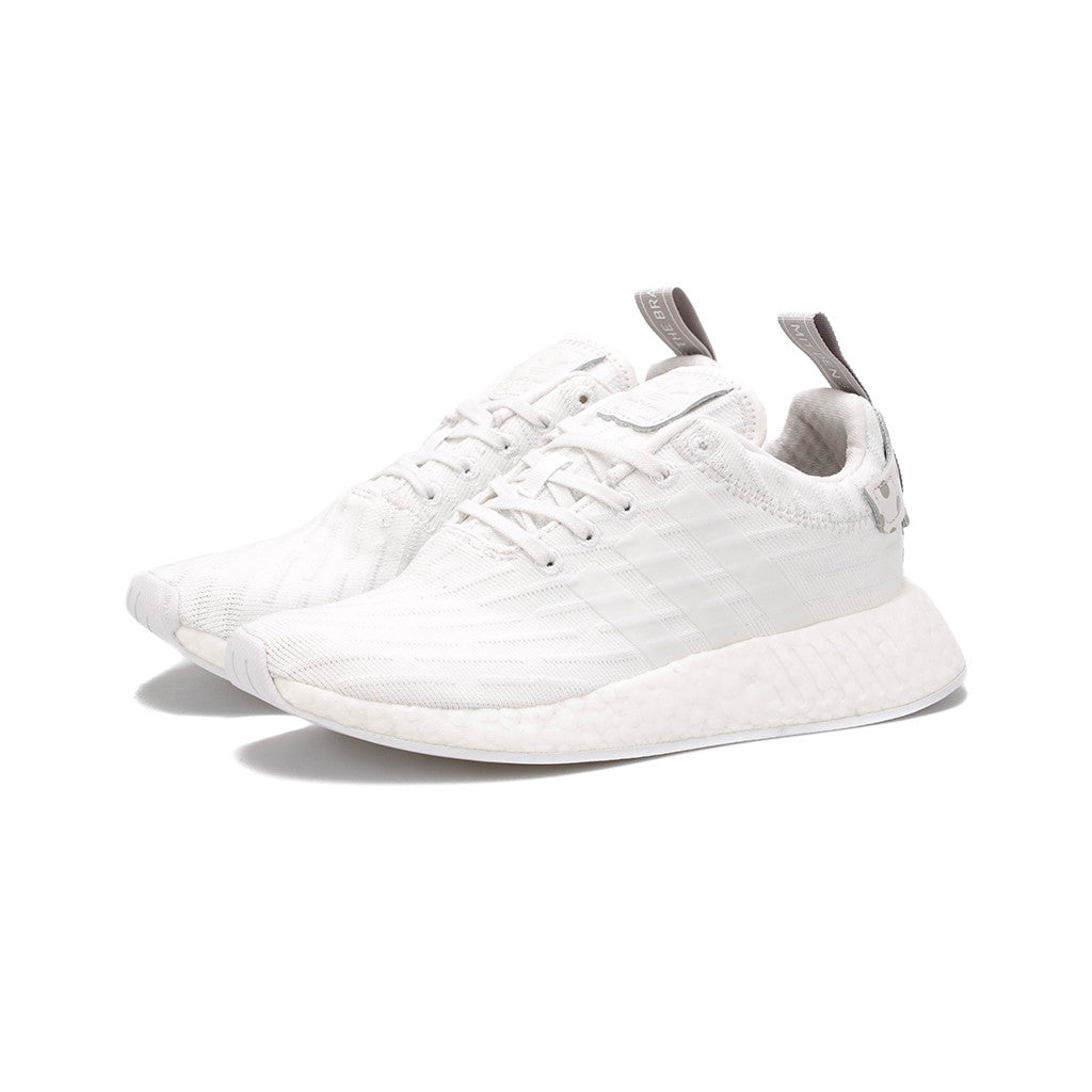 1cae24de4 adidas Originals - NMD R2 Primeknit W (Clear Granite Vintage White) –  amongst few