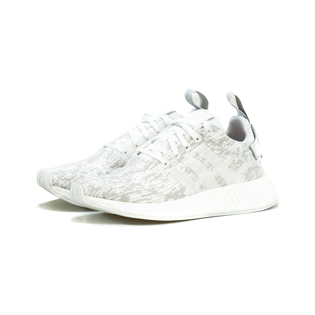 Adidas Originals Nmd R2 W White White Grey Two Amongst Few