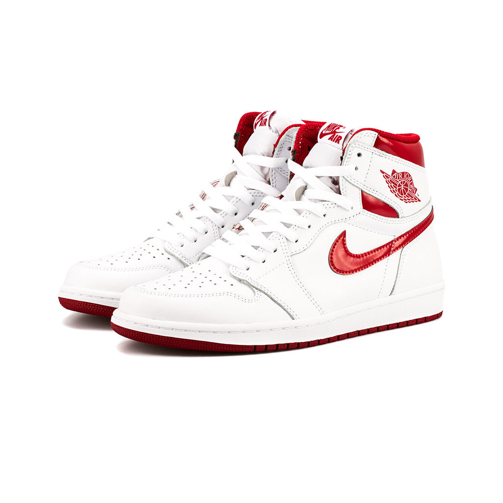 1e0adba7fc1 Air Jordan 1 Retro High OG 'Metallic Red' (White/Varsity Red) – amongst few