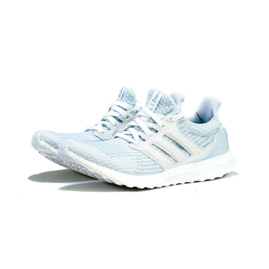 9bc18c90f adidas - Ultra BOOST Parley (White White Icey Blue) – amongst few