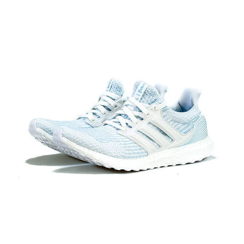 e09f1dd7550 Sold Out adidas - Ultra BOOST Parley (White White Icey Blue)