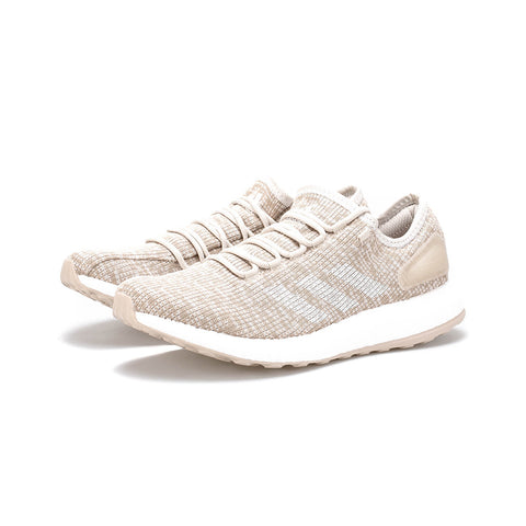 165c3b2af80 Sold Out adidas - Pure BOOST Clima (Clear Brown Chalk Clay Brown)