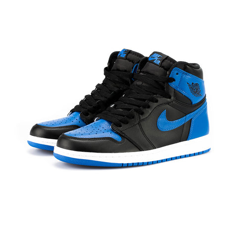 Air Jordan 1 Retro High OG 'Royal' (Original-Royal/Black)