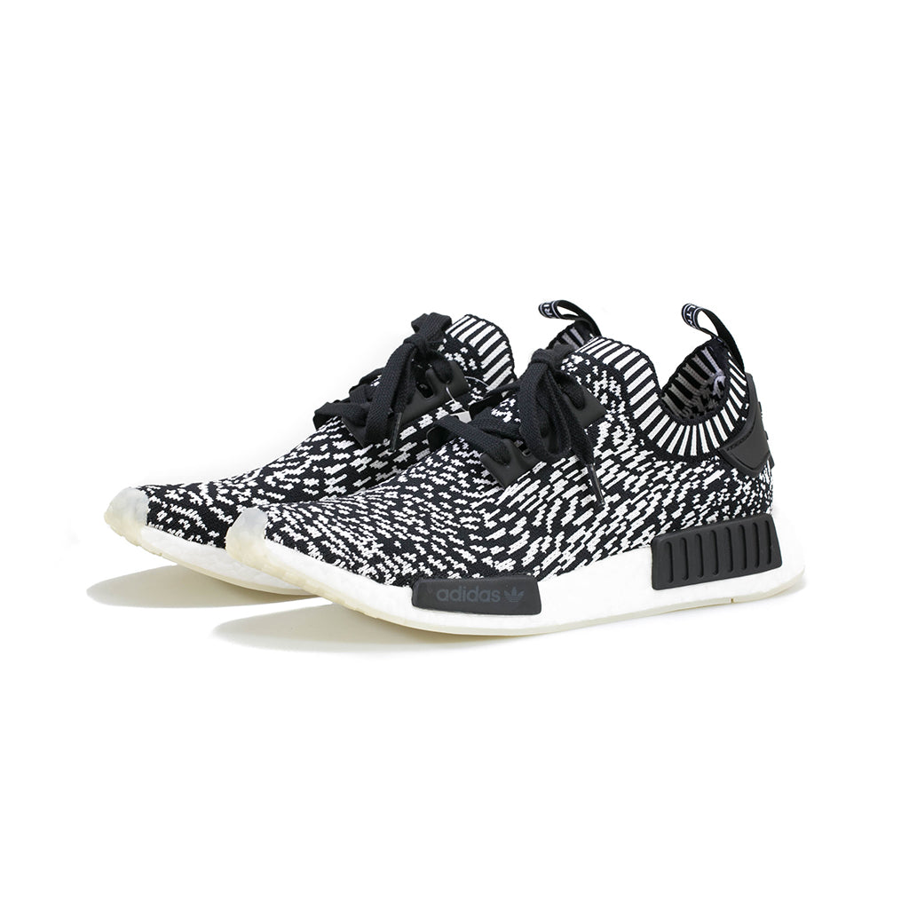 best authentic cdf4e 8d361 adidas Originals - NMD R1 Primeknit 'Zebra' (Core Black/White)