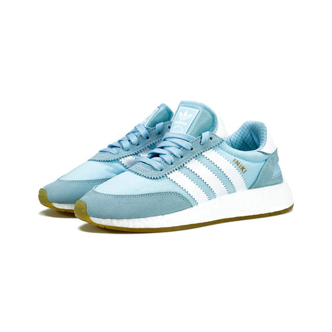 adidas Originals - Iniki Runner W (Icey Blue/White)