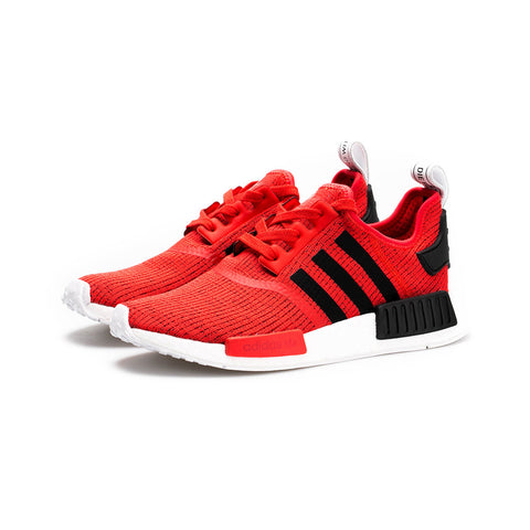 adidas Originals - NMD R1 (Black/Core-Red/White)