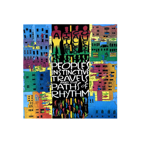 A Tribe Called Quest - People's Instinctive Travels and the Paths of Rhythm (25th Anniversary Edition) (LP)