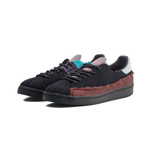adidas Originals - PW Superstar (Core Black/Tech Purple/Legacy Purple)