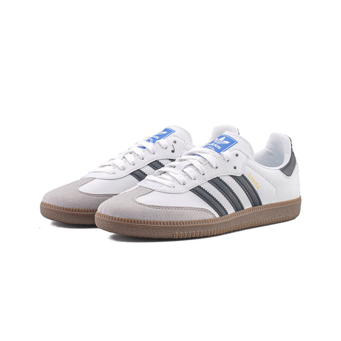 adidas Originals - Samba Vegan (Cloud White/Core Black/Gum)