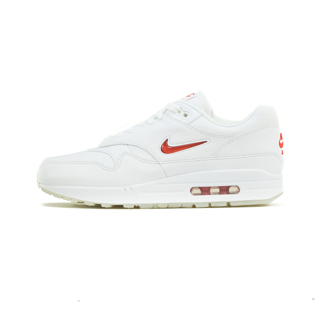 af0021159e Nike - Air Max 1 Premium SC 'Jewel' (White/University Red) – amongst few