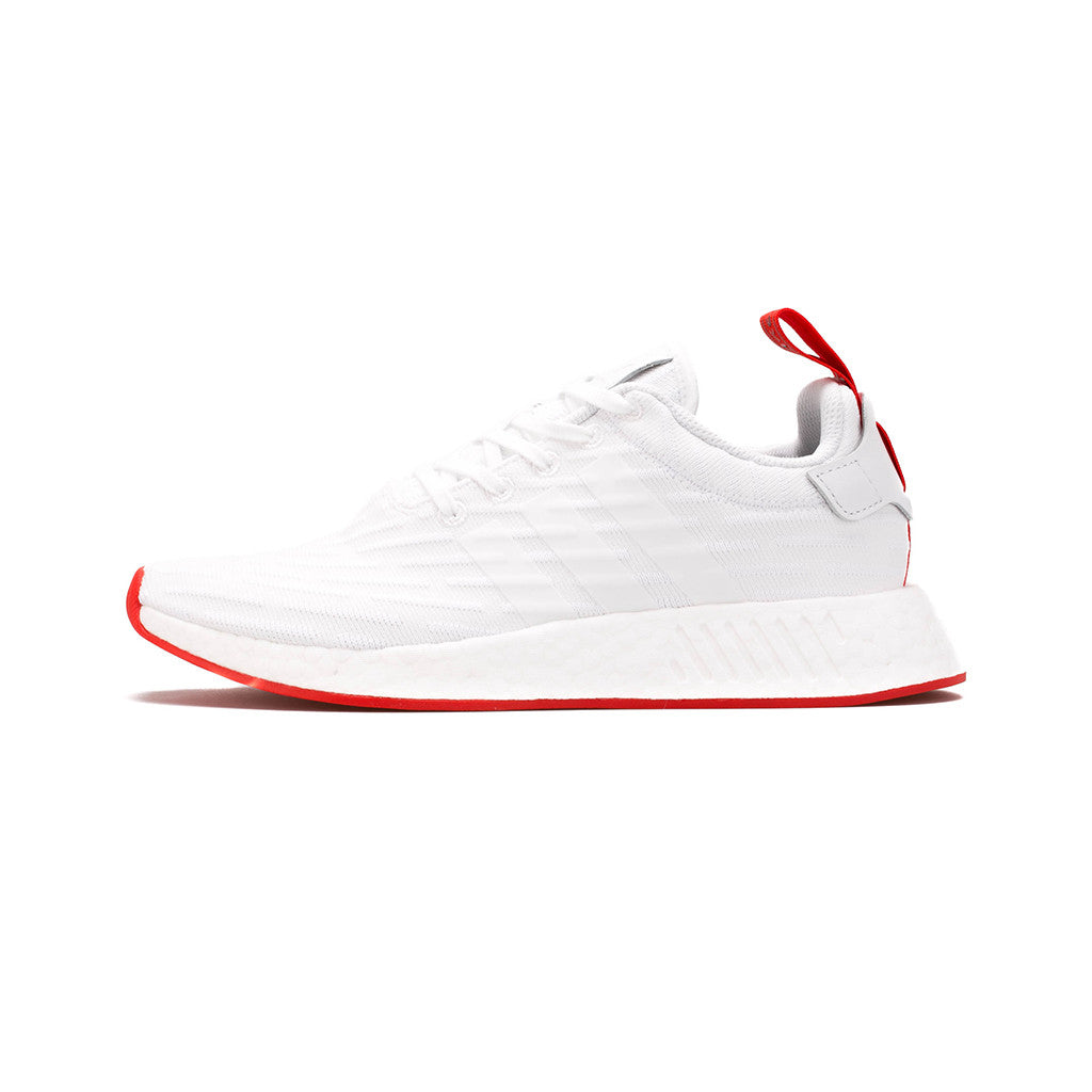 a9864bb7c78c9 adidas Originals - NMD R2 Primeknit (Core-Red White) – amongst few