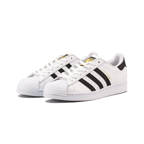 adidas Originals - Superstar (Cloud White/Core Black/Cloud White)