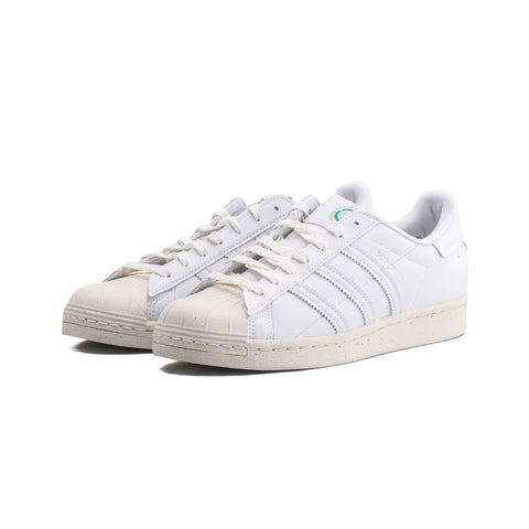 adidas Originals - Superstar (Cloud White/Off White/Green)