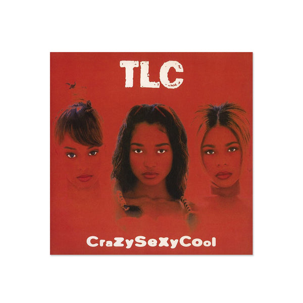 TLC - CrazySexyCool (LP)