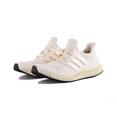 adidas - Ultra 4D (Chalk White/Chalk White/Cloud White)