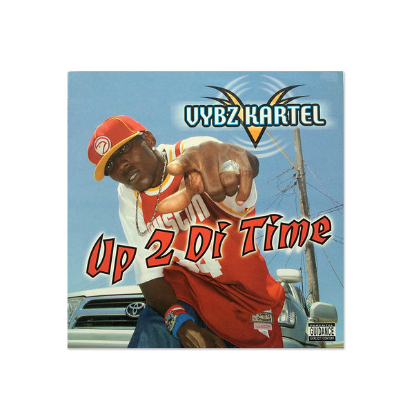 Vybz Kartel - Up 2 Di Time (LP)